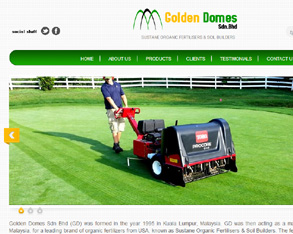 wordpress garden website design in hyderabad, golf website design, wordpress golf sports website development, wordpress golf store website design, wordpress organic fertilizers website design, organic fertilizers website design