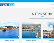 Local services listings in our portal submitted by our customers, Check the featured services listing below